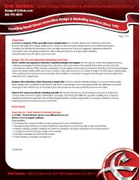 design and marketing director resume design and marketing directo resume page 1