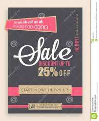 stylish flyer banner or template stock illustration image stylish flyer banner or template