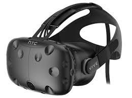 Купить HTC Vive - шлем виртуальной реальности (Black), эйч ти ...