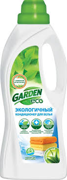 """<b>Экологичный кондиционер для белья</b> Garden """"Зеленый чай"""", 1 л ..."""