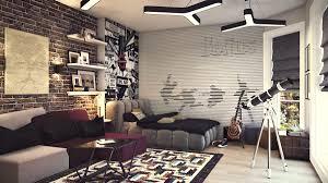 room elegant wallpaper bedroom:  dormitorios tumblr home sweet home pinterest tumblr and elegant brick wallpaper bedroom perfect living room