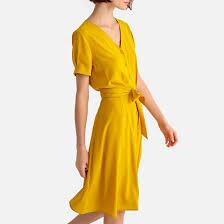 <b>Платье</b>-<b>миди</b> с застежкой на пуговицы и короткими рукавами ...