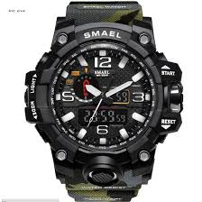 <b>SMAEL Men</b> sport watches Waterproof Camouflage <b>Mens</b> Wrist ...