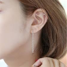 <b>Everoyal</b> Trendy Lady Earrings Silver Jewelry For Women Fashion ...