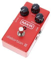 Купить <b>Dunlop педаль</b> M115 <b>MXR</b> Distortion III в интернет ...