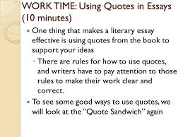 The Important Parts of an Essay An essay can be thought of in   sections