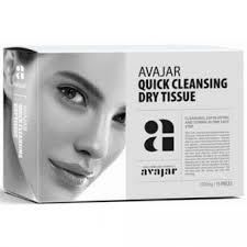 Сухие <b>салфетки для демакияжа и</b> умывания Avajar Quick ...