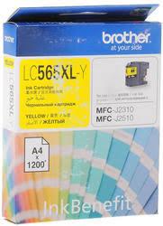Купить <b>Картридж</b> струйный <b>Brother LC</b>-<b>565XLY</b> по супер низкой ...