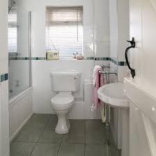 bathroom white tiles: small white bathroom modern bathrooms small bathrooms