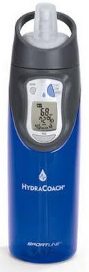 Купить sportline HydraCoach - умная <b>бутылка для воды</b> (<b>Blue</b>) в ...