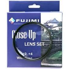 Макролинзы <b>Fujimi</b> Close-up Lens Set +1+2+4 <b>67mm</b> – купить во ...