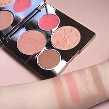 Chrissy Teigen Rose Gold <b>Highlighter</b> Palette   Top <b>makeup</b> ...
