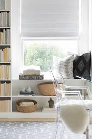office with built in shelves around window view full size bookcase book shelf library bookshelf read office