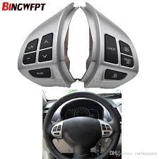 2019 Bluetooth <b>Phone Cruise Control Steering</b> Wheel Switch Auto ...