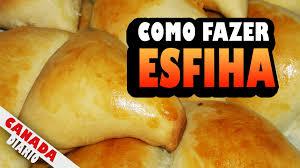 Resultado de imagem para imagens de receitas de ESFIHAS FECHADAS