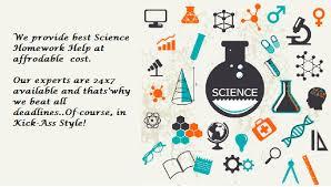 Science Homework Help Assignment Help