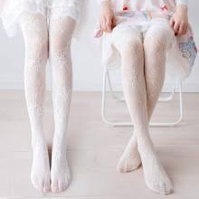 Милые женские Лолиты Белые <b>колготки</b> женские <b>Kawaii колготки</b> ...