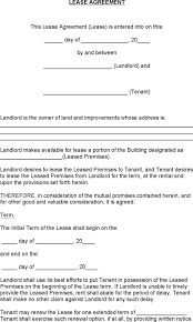 the rent and lease template in pdf word excel format are colorado commercial lease agreement