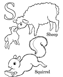 Small Picture Abc Coloring Pages For Toddlers Coloring Home