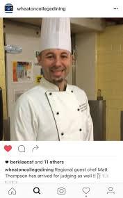blog chef matthew thompson chef matthew thompson aramark regional executive chef
