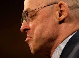 Bill Isaac Vs. Hank Paulson's Bailout Machine -- How The Former FDIC Chairman ALMOST Stopped TARP - PaulsonAddressesHousingRecoveryEconomicE30QrtAfje3l