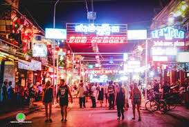 Image result for pub street siem reap