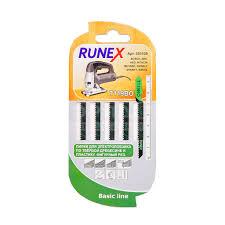 <b>Пилка для электролобзика</b> Runex T119BO для дерева, пластика ...
