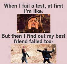 Failing a test | Funny Dirty Adult Jokes, Memes & Pictures via Relatably.com
