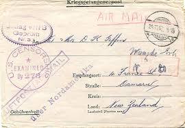 Deutschland  Hallo  Letter from a New Zealander to Berlin   Berlin     eBay