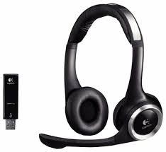 Компьютерная <b>гарнитура Logitech</b> B750 <b>Wireless</b> Headset ...