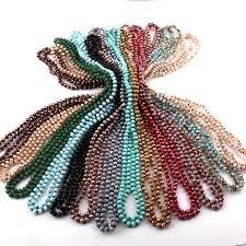 Free Shipping <b>Fashion Bohemian Tribal</b> Jewelry 6mm Crystal Long ...