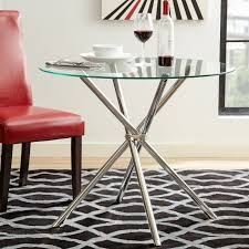 metal dining table base legs bennysbrackets: kitchen  zipcodeea design vince glass round dining table