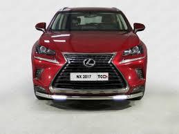 Купить <b>Защита передняя нижняя (с</b> ДХО) 60,3 мм Lexus NX 200 ...