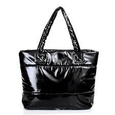 Bag for women winter handbag <b>space cotton</b> bag shoulder bag ...