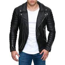 s PU <b>Leather</b> Jacket Jacket <b>Large Size</b> Slim Fit Overcoats <b>Mens</b> Tops