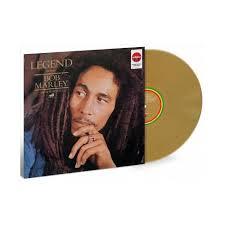 <b>Bob Marley</b> – <b>Legend</b> (Target Exclusive, Gold Vinyl) : Target