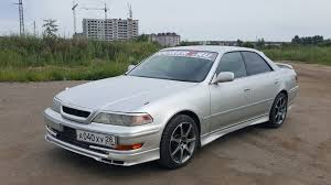 Toyota Mark II Tourer-V серый волк | DRIVE2