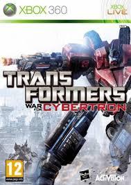 Transformers: La guerra por Cybertron RGH Xbox 360 [Mega+] Xbox Ps3 Pc Xbox360 Wii Nintendo Mac Linux