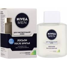 <b>Лосьон после бритья</b> Nivea for Men для чувствительной кожи ...