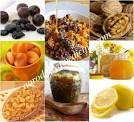 Курага чернослив орехи мед лимон рецепт