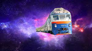 Image result for space train