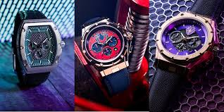Marvel x Meister Watches '<b>Avengers</b>: <b>Endgame</b>' Collection ...