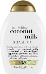<b>OGX Питательный</b> шампунь с кокосовым молоком, 385 мл ...