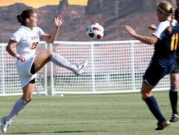 awk s ncaa soccer preview arizona state bump in the road taylor mccarter