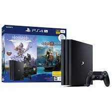 Игровая приставка PlayStation Sony 4 Pro 1TB Black+Horizon <b>Zero</b> ...