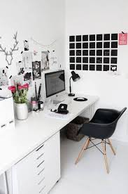 white workspace home office details ideas for homeoffice interior design beautiful bright office