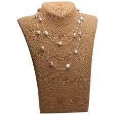 Mega Sale #13d8 - <b>Genuine Freshwater</b> Multi Layer Long Pearl ...