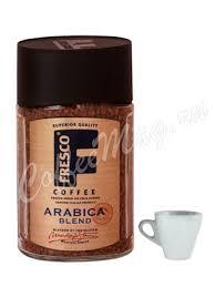 <b>Кофе Fresco</b> растворимый <b>Arabica</b> Blend 100 гр купить цена ...