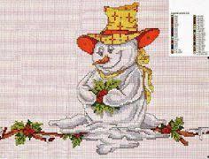 В Я З А Н И Е _В Ы Ш И В А Н И Е | <b>новогодние</b> идеи | Cross Stitch ...