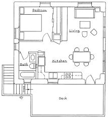 2 bedroom garage apartment plans